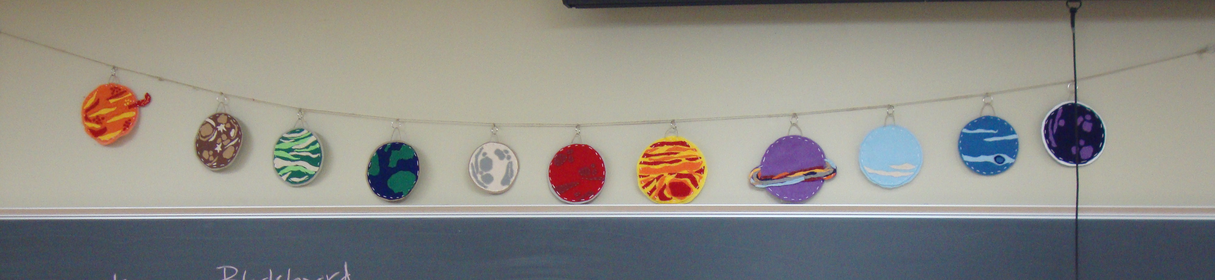 creative solar system projects - photo #34